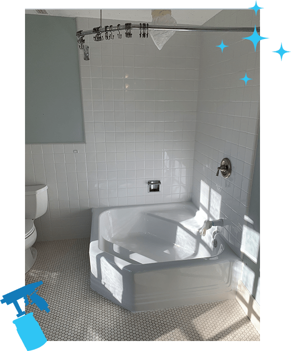Bathtub Mockup