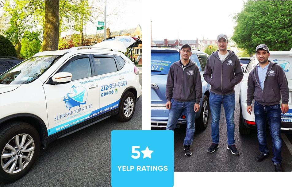 Yelp Ratings Supreme