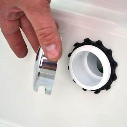 bathroom drain renewal
