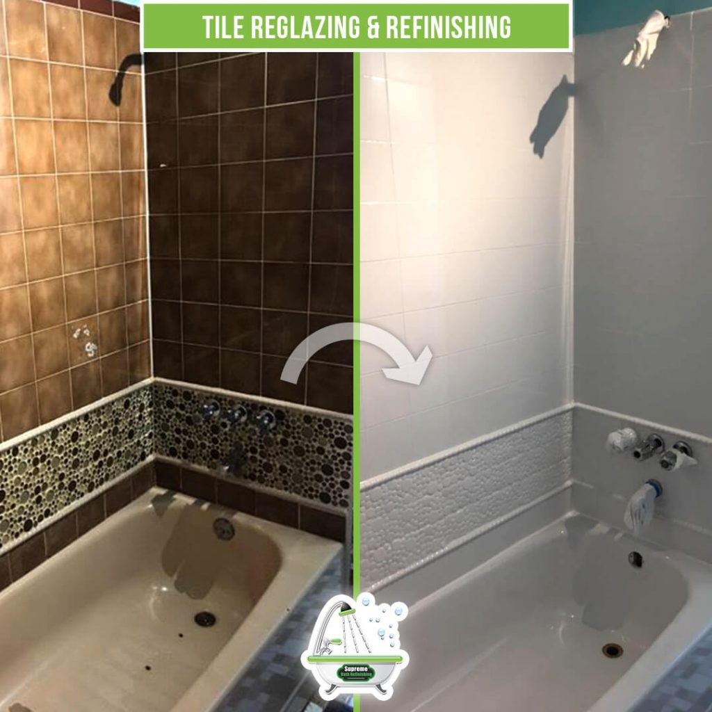 Tile Reglazing Refinishing Supreme