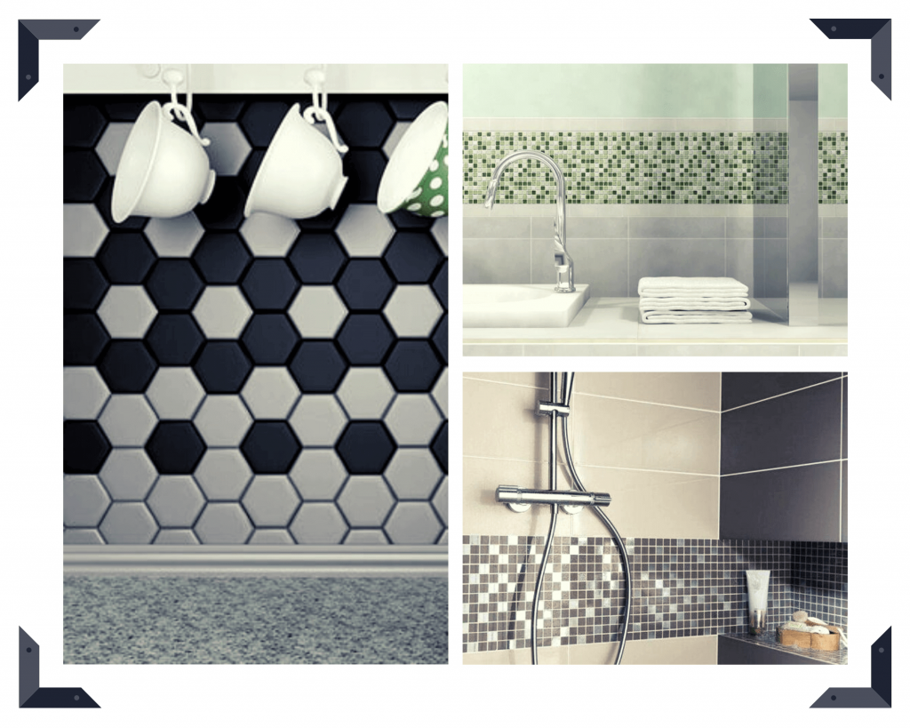 Mini Tiles The Latest Trend In Wall Coverings